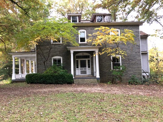 The historic Meadow View House, which dates to the 1800s, will be preserved under plans to develop the adjoining 80 acres for about 280 residential units.