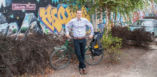 Asheville business software consultant and environmental activist Travis Smith is running for the 49th District in the North Carolina Senate.