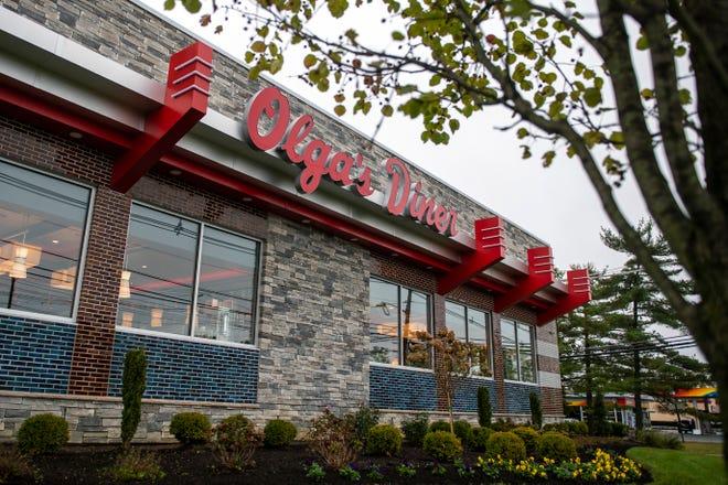 The new Olga's diner in Marlton.