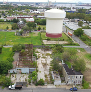 State officials are seeking a court order to clear an alleged illegal dump site on the 200 blocko of Chestnut Street in Camden.