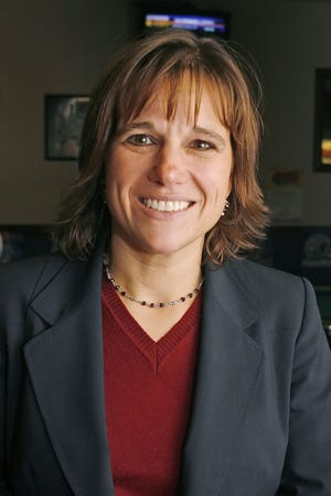 Melonie Marano, democratic candidate for Somerset County freeholder.