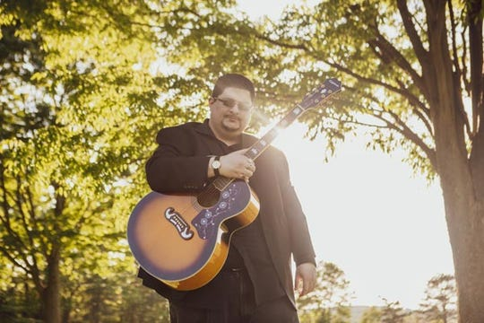 Diego Allessandro will perform at 2 p.m. on Saturday, Nov. 2, at the Old Bridge Public Library.