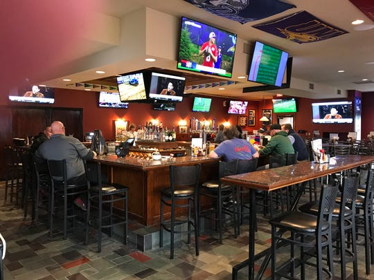 The Station on Ingersoll, a sports bar and restaurant, recently opened.