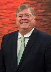 Evansville City Councilor Ron Beane
