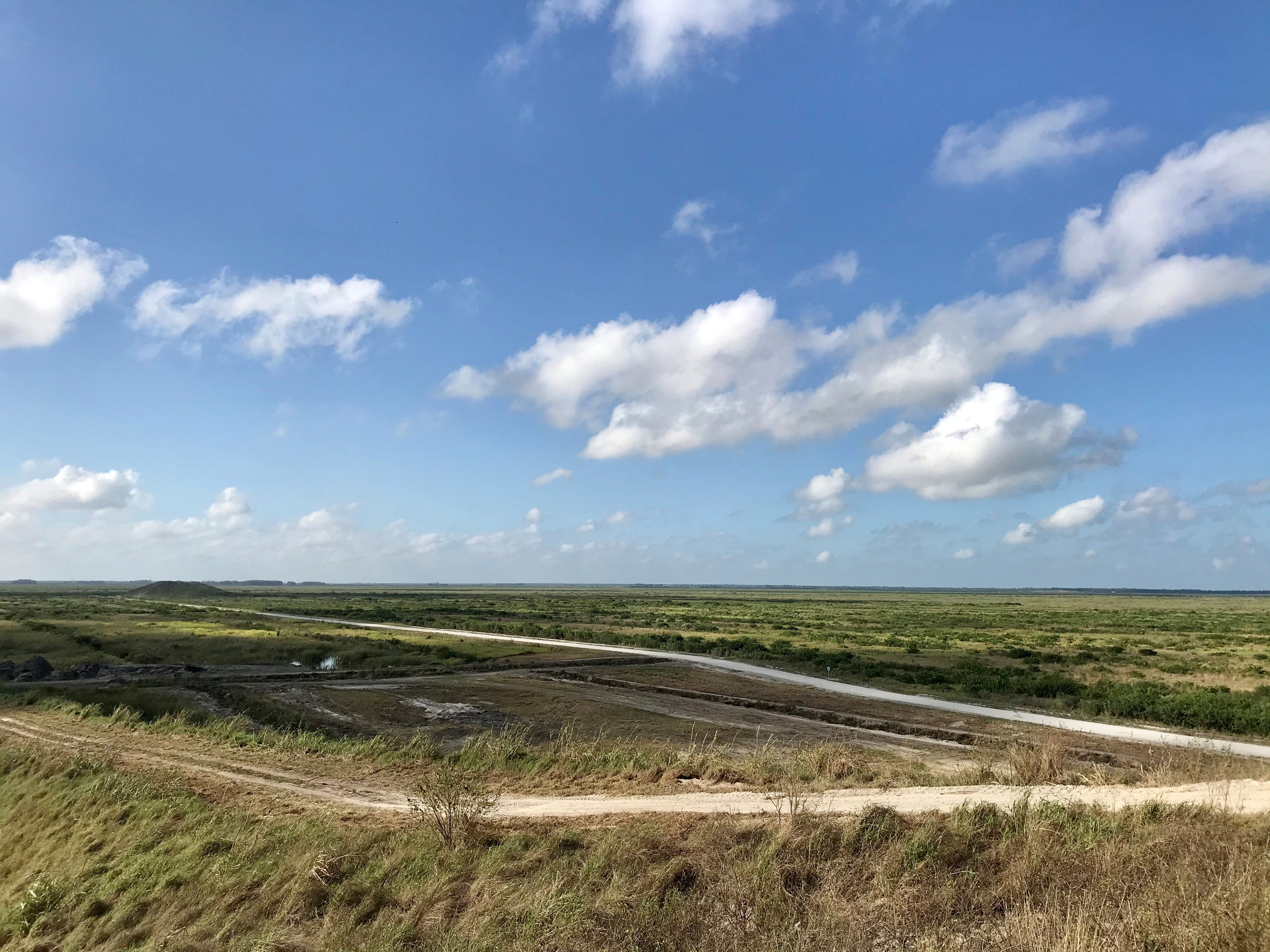 Caloosahatchee, EAA reservoirs at the top of water district work last year 3