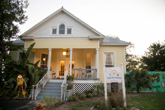Valerie's House, a nonprofit grief counseling center on Fowler Street in downtown Fort Myers, plans to lease a lot from the city of Fort Myers and build a larger house to meet the center's growing needs.