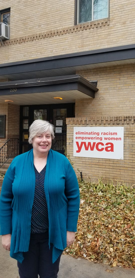 YWCA Executive Director Sandi Filipowicz said the Mercy Home is nearly always full, which wasn't the case when she started four years ago.