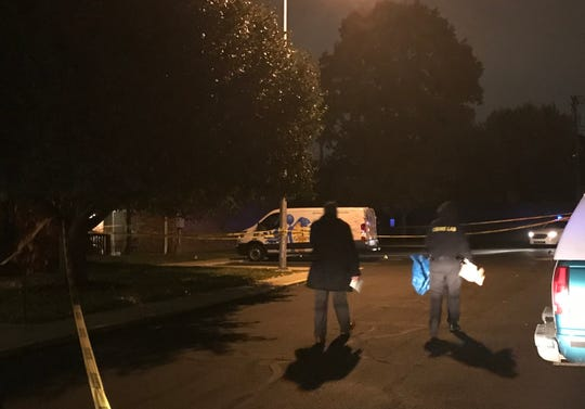 A man was fatally stabbed at a south-side apartment complex about 2 a.m. Friday, police said.