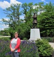 Farragut's Tourism Coordinator Karen Tindal keeps residents updated on events and places to visit at VisitFarragutTN.org.