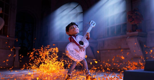 Pixar's 'Coco.'