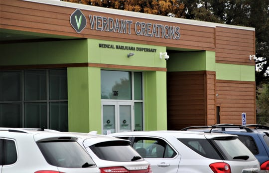 Medical marijuana dispensary Verdant Creations opened its doors Friday in Marion County. The facility is located at 326 James Way. Verdant operates dispensaries in Columbus and Newark and plans to open facilities in Cincinnati and Chillicothe. It is owned by the Hondros Family of Companies.