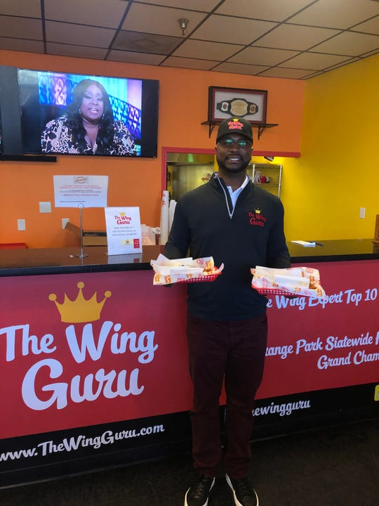 Former Memphis Tigers basketball player Billy Richmond is the owner of The Wing Guru. The restaurant chain has two locations and will open four more by the end of 2020.
