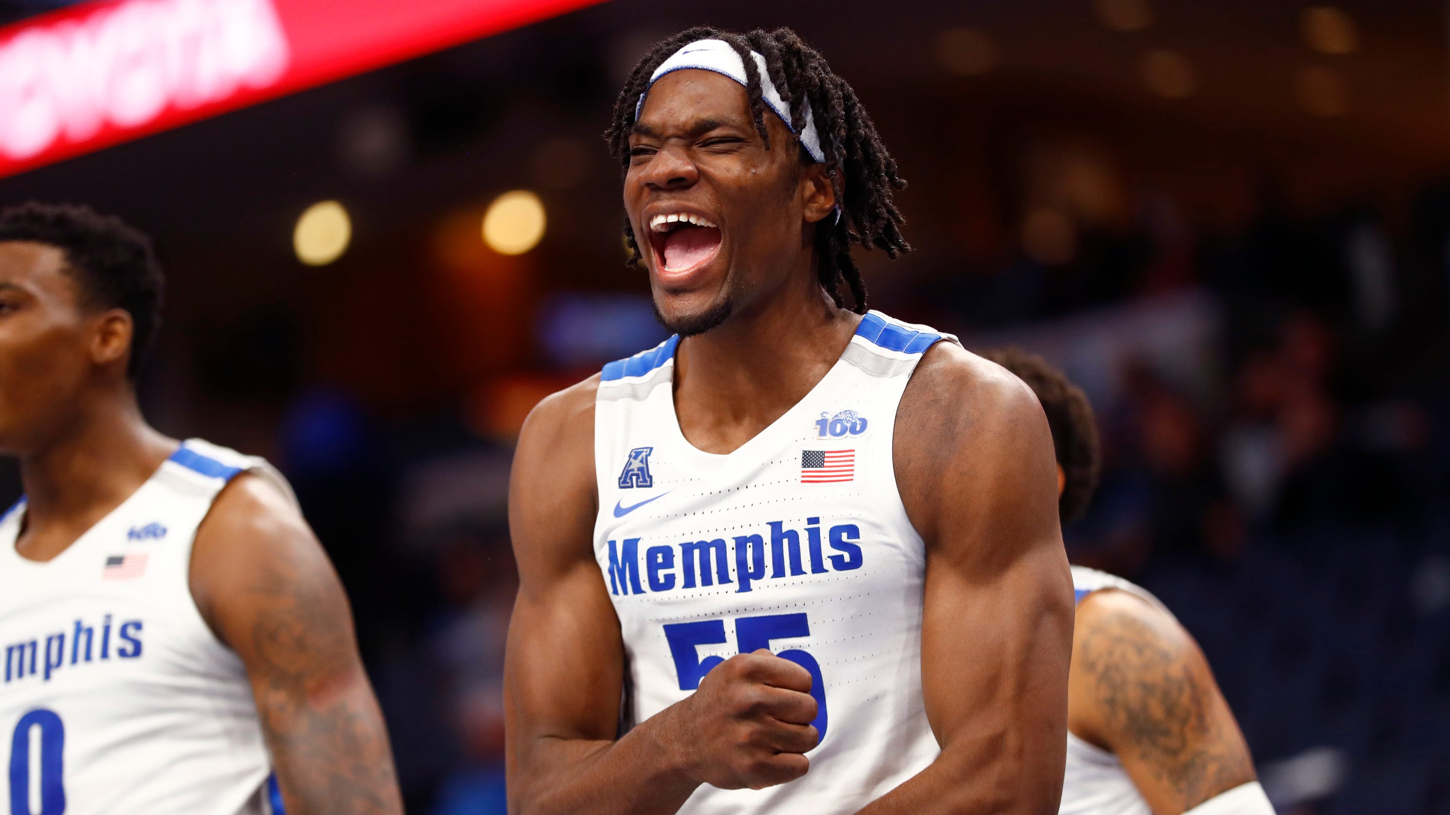 Precious Achiuwa is a Memphis Tigers one-and-done who exceeded hype