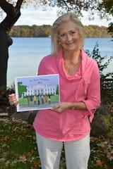 "Elaine Hills of Oconomowoc wrote ""If I Were President,"" a children's book published through Orange Hat Publishing in Waukesha."