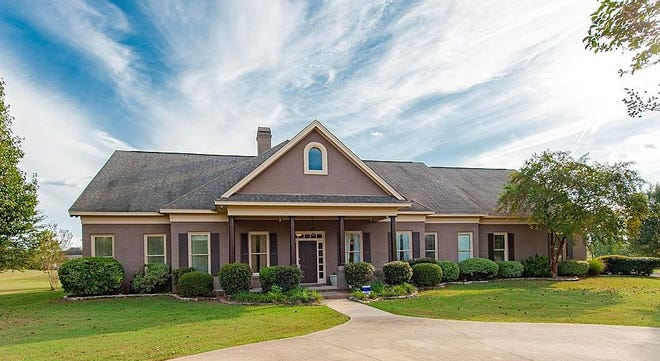 One Old Pike Lakes home in Pike Road is for sale for $475,000 and includes four bedrooms and four bathrooms within 3,750 square feet of living space.