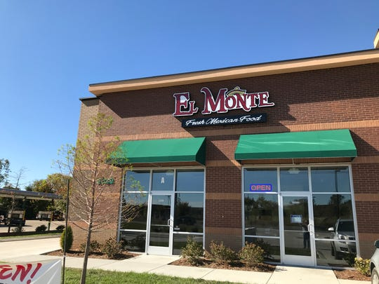 El Monte Mexican restaurant is located at 2089 Lascassas Pike in Murfreesboro.