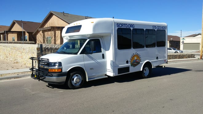 The South Central Regional Transit District Green Route will carry passengers from Garfield, Salem, Hatch, Rincon, Radium Spring and the village of Doña Ana to Las Cruces.