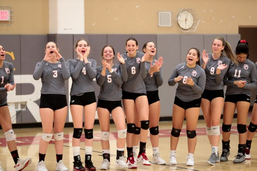 Palm Desert volleyball falls to South Pasadena in state regional championship game