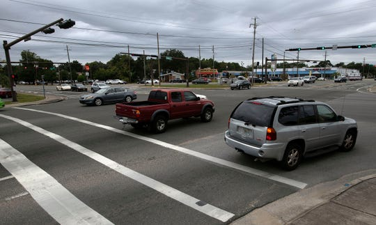 For years, Pensacola residents sought improvements to the intersection of Ninth, Tippin and Langley avenues to make it safer for motorists and pedestrians. A plan devised five years ago to do just that is now on hold indefinitely.