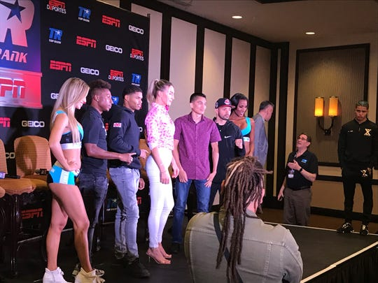 There are two pro boxing cards in Reno this week, on back-to-back nights