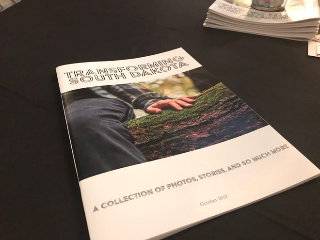 Transforming South Dakota, a magazine put out by The Transformation Project.