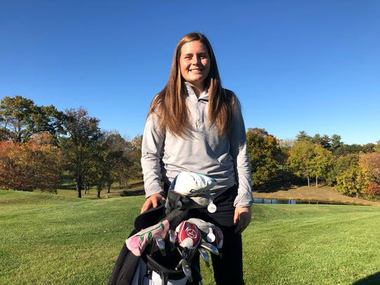 Madison Flint, a Wilson Memorial junior, will be playing in her first VHSL Girls Open State Championship Monday.