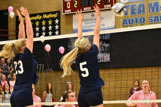 The rotation of Crimson Cliffs' blockers are among the best in Region 9