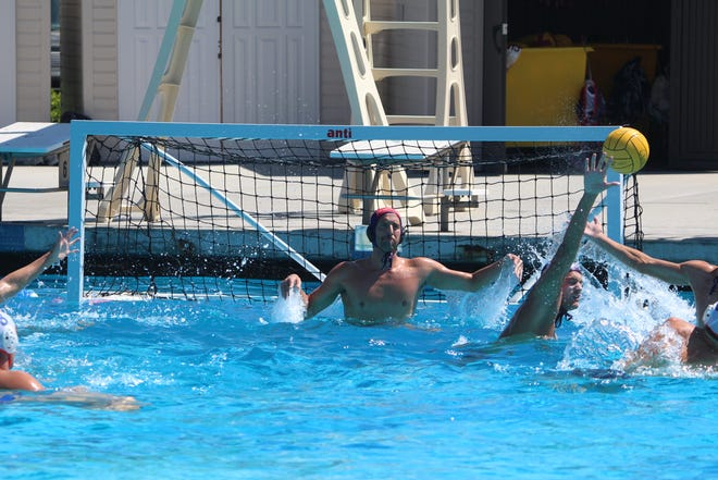 Cal Lutheran goalie Andre Rivas was named SCIAC Player of the Week for his performances in wins over Occidental and La Verne last week.