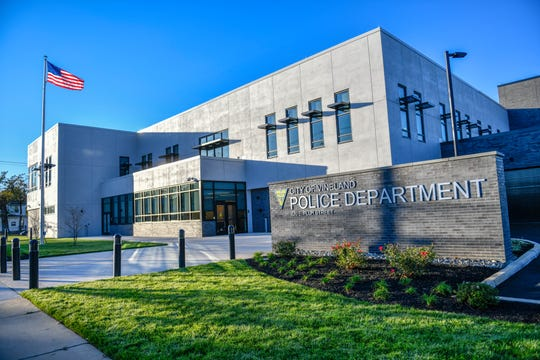Vineland held a ribbon cutting ceremony for the City's new state-of-the-art $20 million police headquarters on Thursday, Oct. 24, 2019.