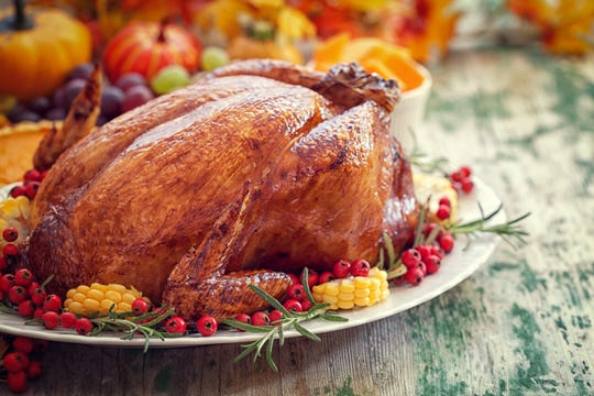 Eat up on Thursday. Many places are closed for Thanksgiving, and you'll need your energy for Black Friday shopping.