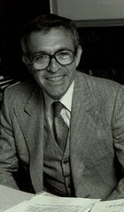 Seymour Eskow, who was Rockland Community College's longest-serving president.