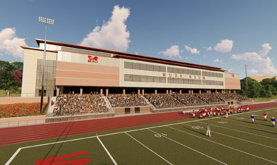 Muskingum University has announced a $30 million project that includes a new football stadium.