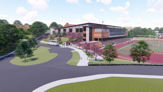 Muskingum University announced plans to build a new 100,000-square-foot combination athletic and academic facility recently. The building will house indoor athletic facilities, a football stadium and clinical and classroom areas.