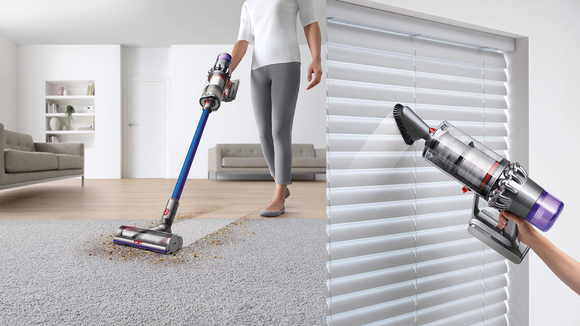You can't go wrong with a Dyson vacuum.