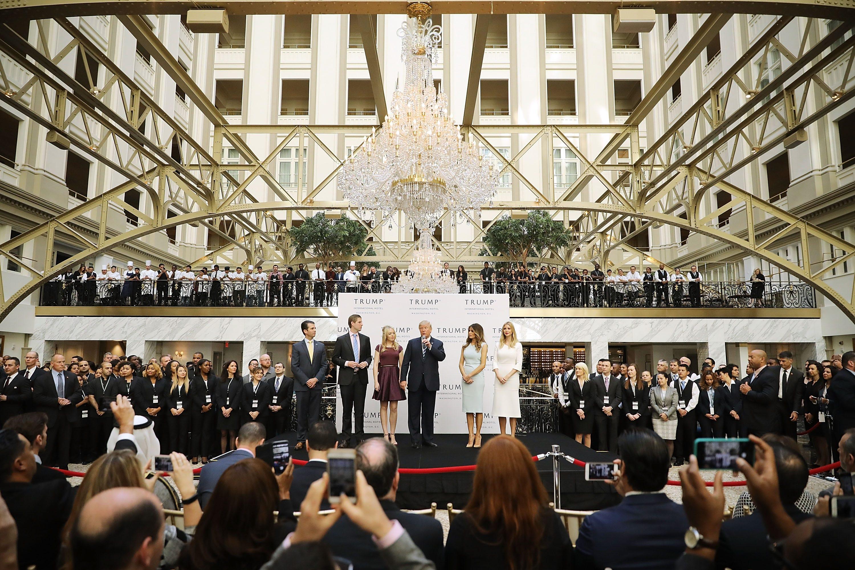 Trump investigation goes beyond hush money to alleged mistresses, Manhattan DA suggests