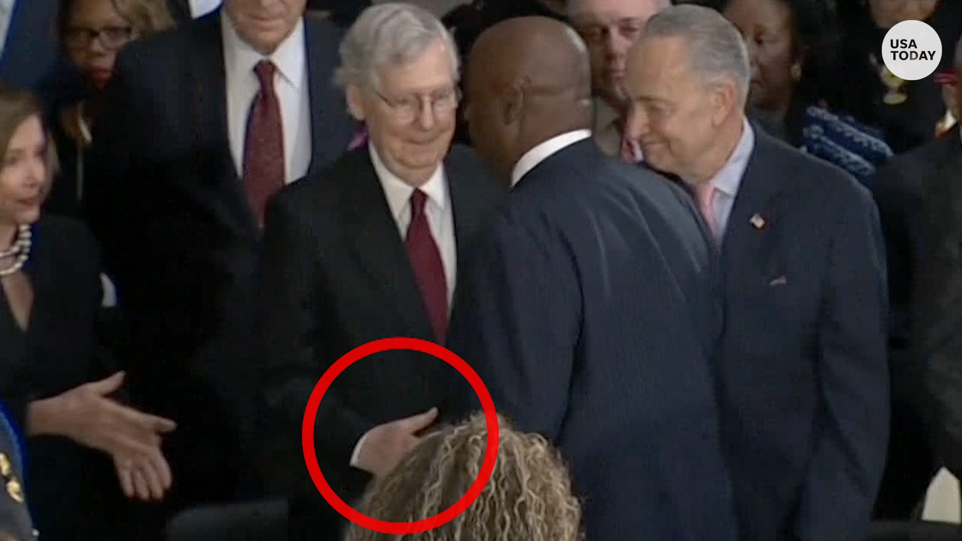 Pallbearer Bobby Rankin On Why He Refused Mitch Mcconnell S Handshake