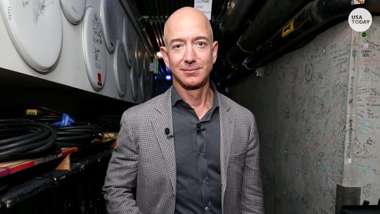 Amazon's Jeff Bezos is no longer any longer the richest person within the area