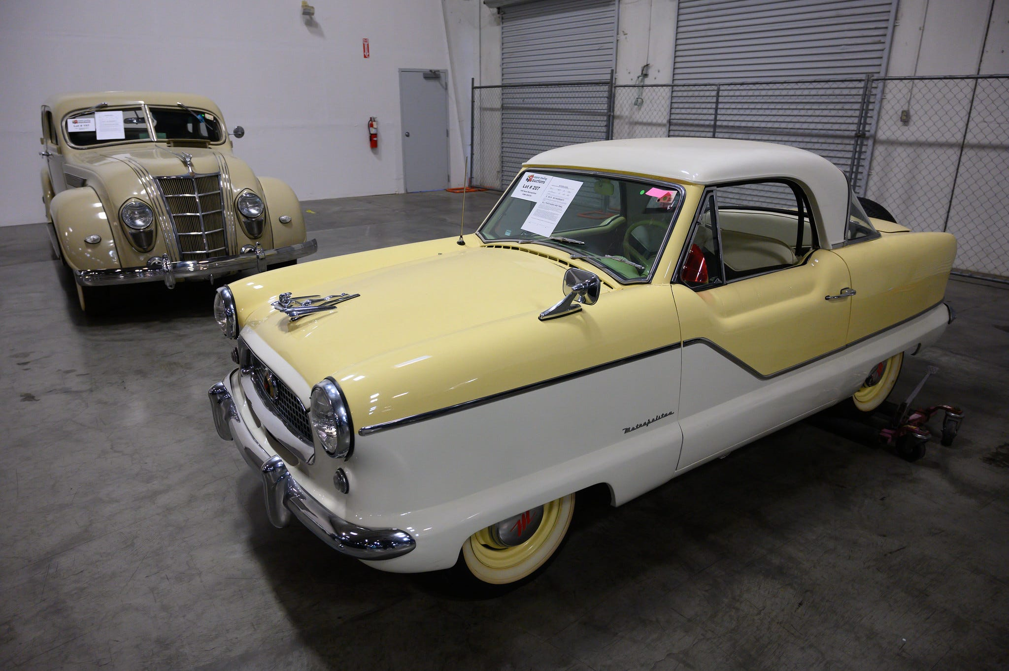 Classic Cars 149 Vehicles Up For Sale In Largest Us Marshals Auction