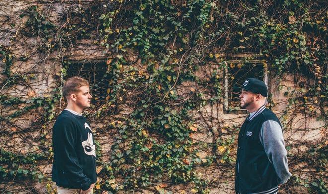 The Knowmads headline an evening of hip-hop Nov. 2 to benefit Coffee Oasis.