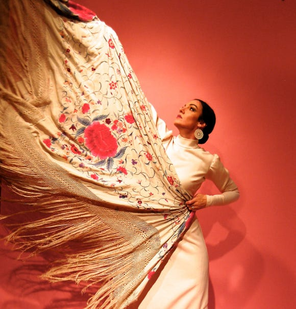 """Savannah Fuentes performs her flamenco music-and-dance show """"Sky"""" Nov. 4 at Bremerton Community Theatre."""