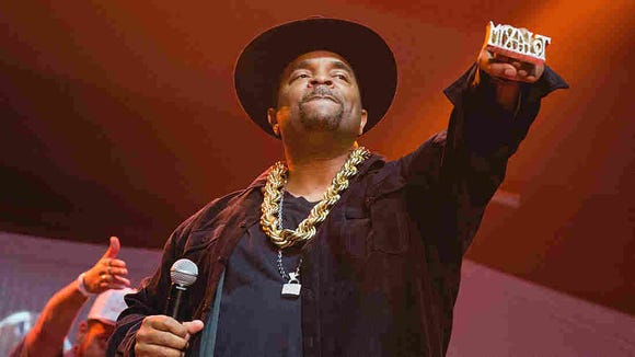 Sir Mix A Lot plays a sold-out show with Tone Loc Nov. 1 at the Suquamish Clearwater Casino Resort.