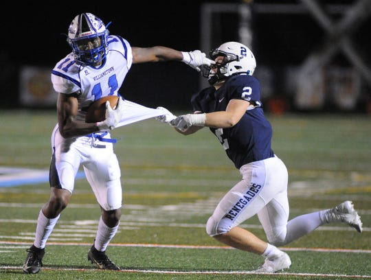 Williamstown's Donovan Ezeiruaku committed to Boston College without being able to see the campus.