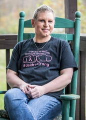 In 2018, Deidre Nickell felt a knot in her breast and was diagnosed with cancer in March 2019.