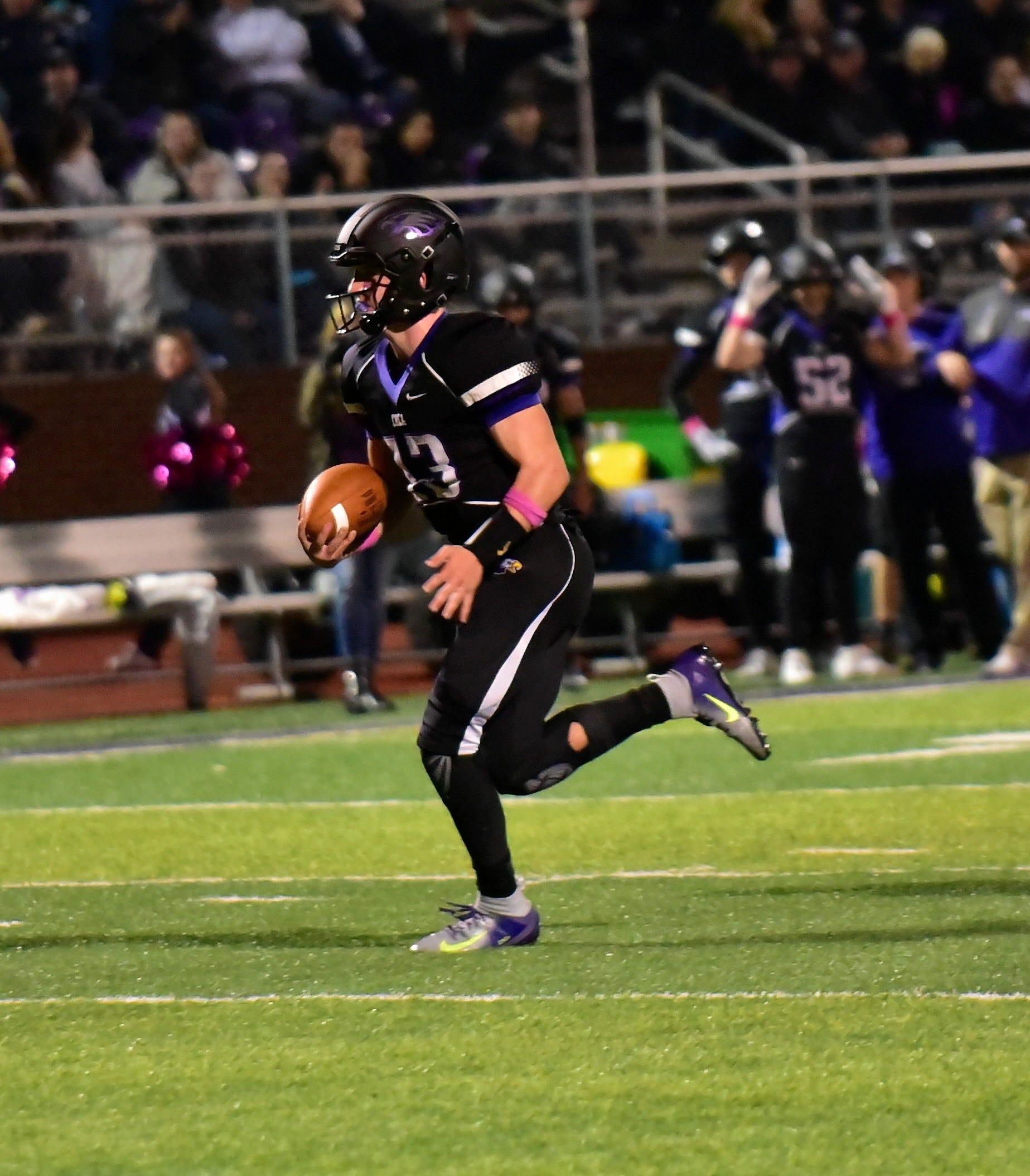 Cincinnati Ohio High School Football Chca Runs Past Scd 47 20