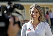 California U.S. Rep. Katie Hill