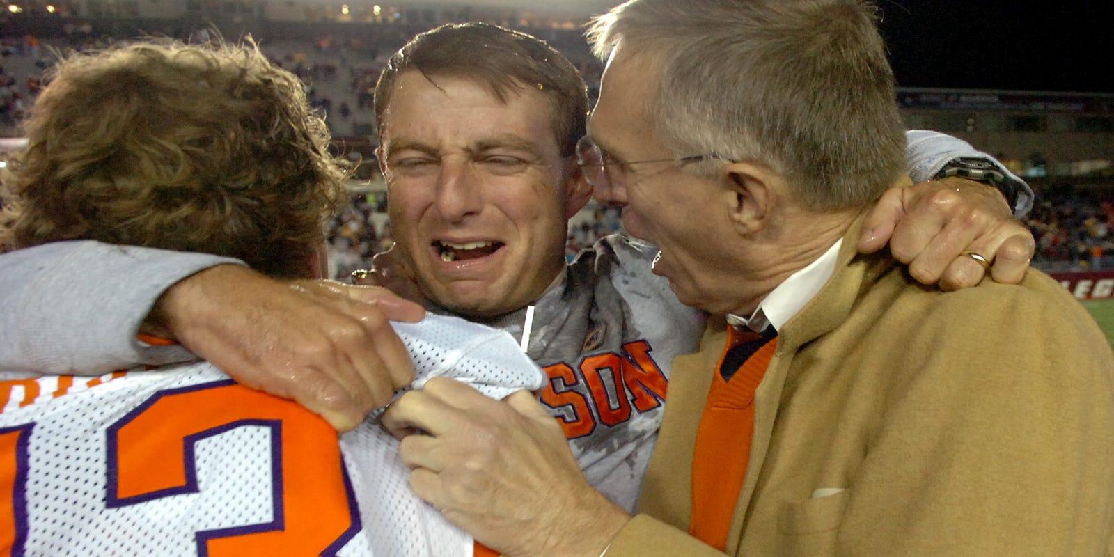 Lsu Vs Clemson It S A Super Bowl Of Interim Head Coaches