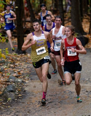 Bloom-Carroll senior Drew Monahan named 2019 Eagle-Gazette Boys Cross Country Runner of the Year.