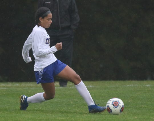 Ontario's Kyla Spencer was named first team All-MNJ in 2019.