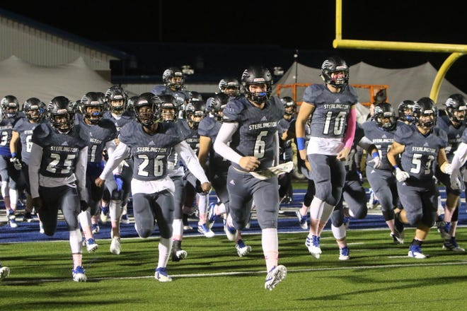 The undefeated Sterlington Panthers clinched the second overall seed in the Class 3A playoffs. Sterlington is the reigning 3A runner-up.