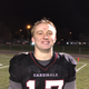 No. 2 Fond du Lac and quarterback Kyle Walljasper (17) defeated Arrowhead 45-14 in the WIAA Level 1 Playoffs at Fruth Field in Division 1.
